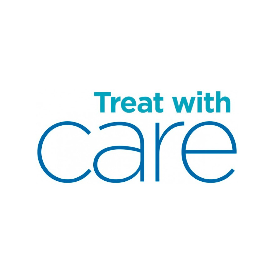 treat with care logo
